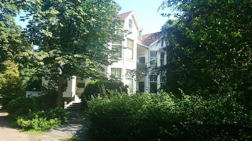 Leuk Studio in  monumentale villa - Overveen - Departamento