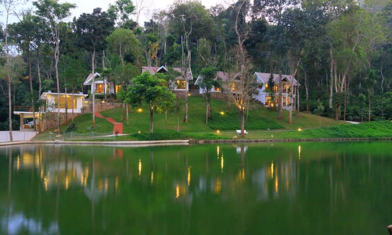Amaana Plantation Resort Thekkady - Kumily - Villa