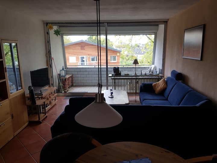 Ansprechende, ruhig gelegene  Wohnung in Solingen