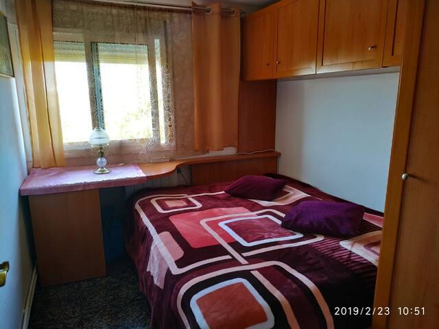 Habitación para una persona