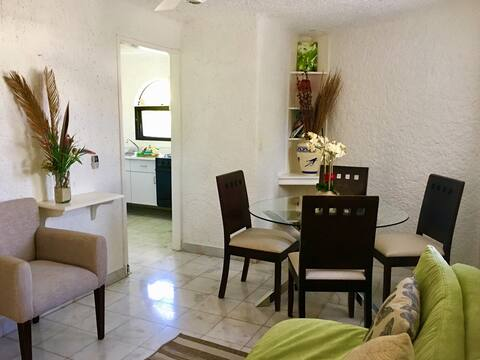 Villa con excelente ubicación en zona hotelera