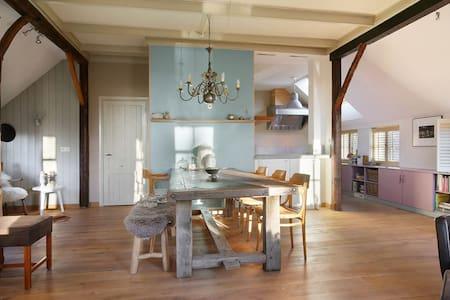 Landelijk ,romantisch vakantiehuis in Drenthe - Annerveenschekanaal - Дом