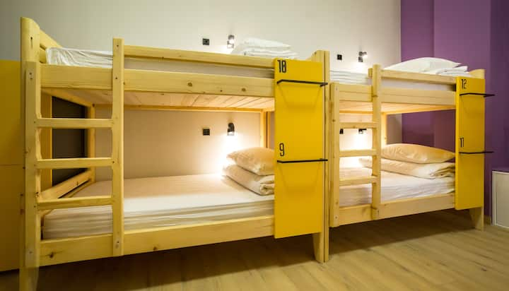 Hotel Bee Station - HOSTEL 4
