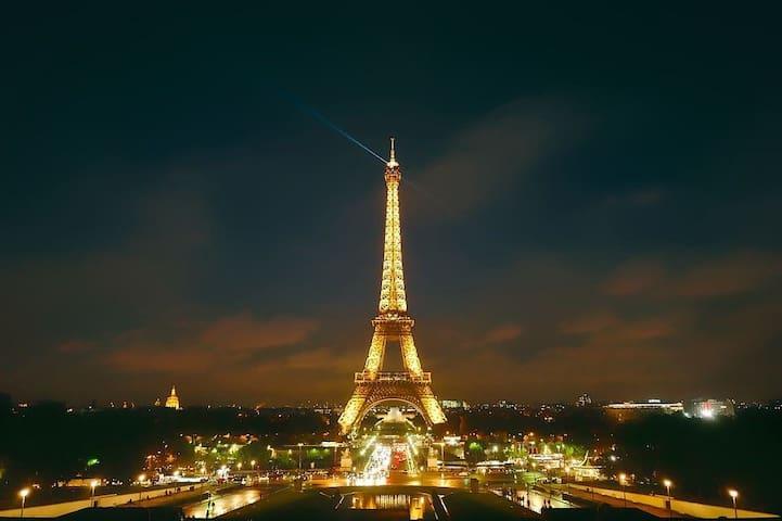 Chambre CONFORT ^^^ PARIS METRO