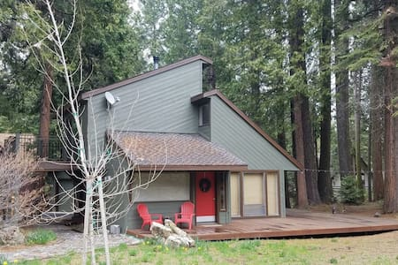 New listing! Newly remodeled cabin w/wrap-around deck - close to lake & downtown