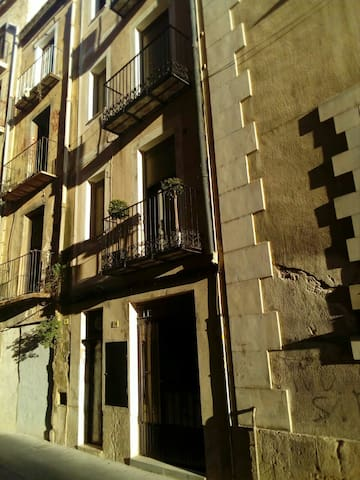 Old town tortosa - Tortosa - Appartement
