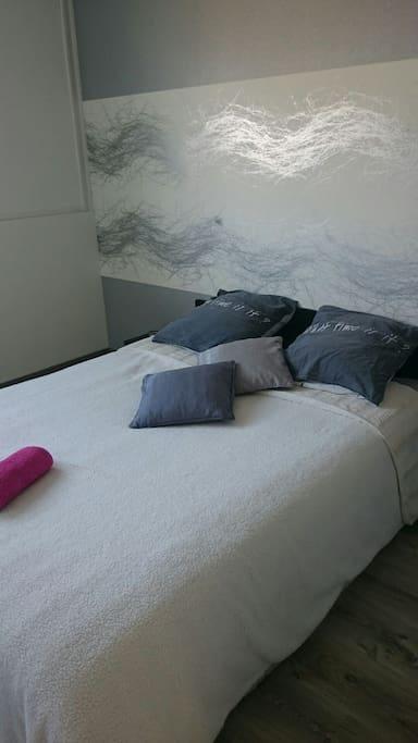 Chambre agr able pour petit budget appartamenti in for Sono pour chambre