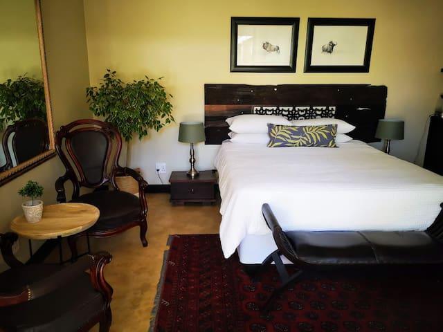 Junior Suite - Business Traveler/Tourist (Room 1)