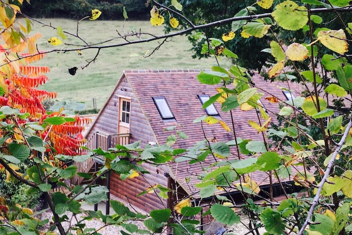Idyllic rural getaway - Elham Valley, Canterbury - Kent - Loft