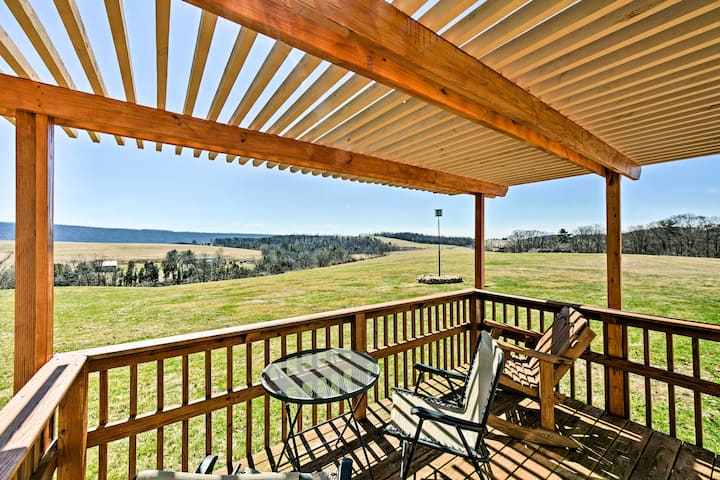 'The Lodge' Klingerstown Home on 180-Acre Farm!