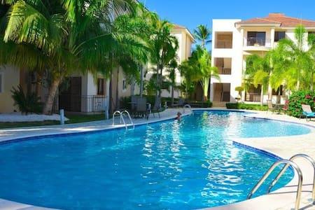 Rosa Hermosa - 2 Bedroom Condo - Well Decorated - Punta Cana