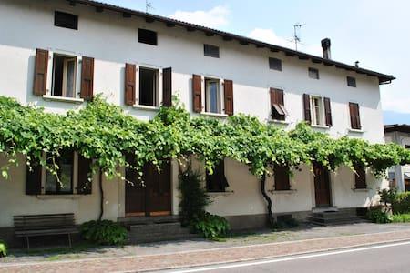 Quite place in Dolomiti Adamello-Brenta Park