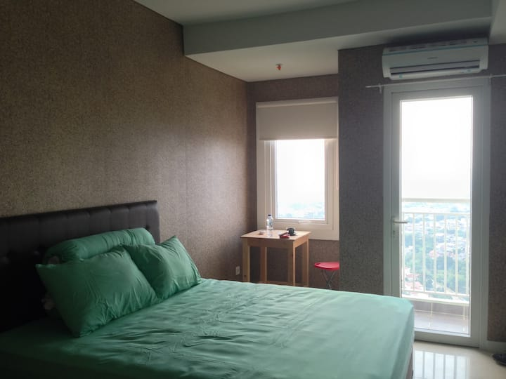 Comfortable Studio Apartment//Next to highway