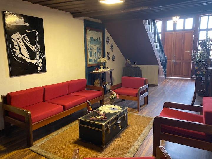 Loft vintage en ubicación estratégica en Cuenca