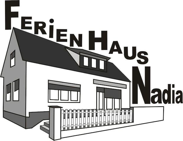 Ferienhaus Nadia in Burgau nahe Legoland