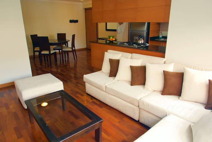 2BR private apartment in Quito's best area