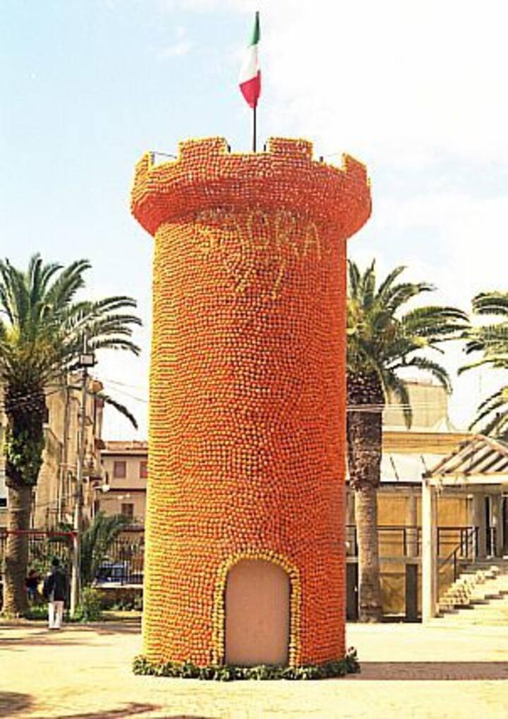 "Casa vacanze ""Villa Verde"" Ribera"