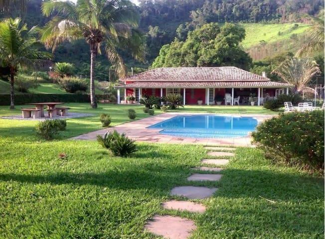 Casa de Campo em familia - Santana do Deserto - Houten huisje