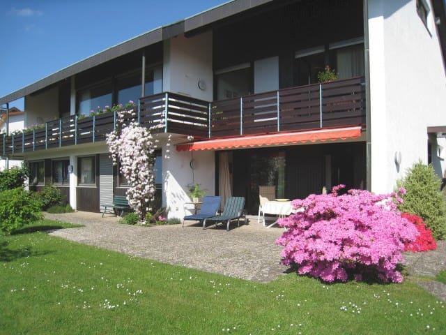 Haus mit Panoramablick - Gernsbach - Departamento