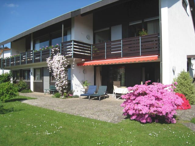 Haus mit Panoramablick - Gernsbach - 公寓