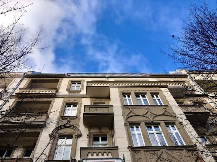 Fashionable Living in The Heart of Berlin