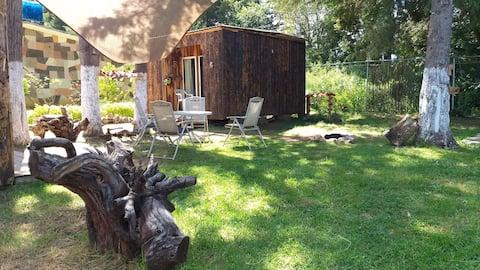 Cabaña de campo 16m2, Tlalpujahua, El Oro