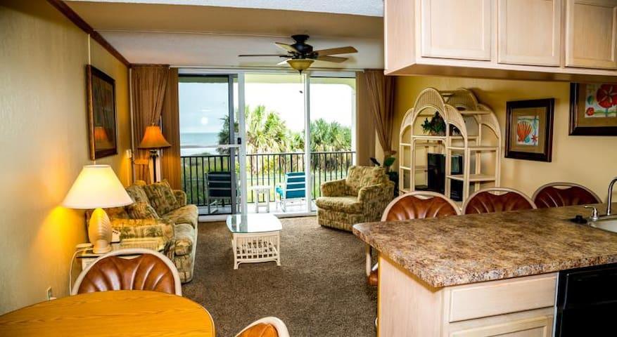 Cocoa Beach Apartment Ocean View