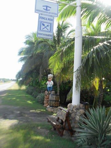 Casa de Playa Finca neo - Playa Rancho Luna - Dům
