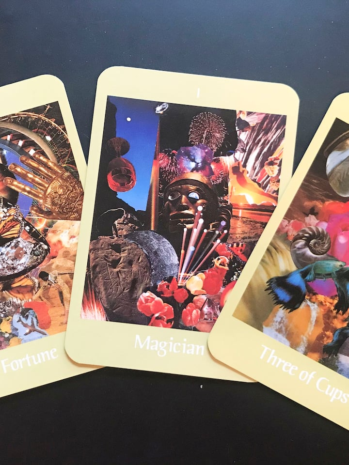 Receive guidance from your cards
