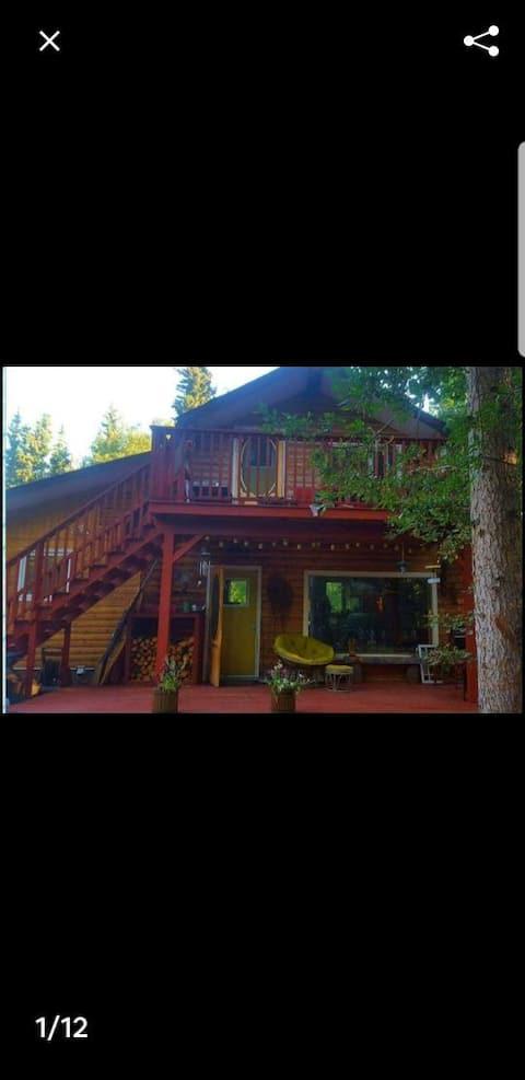 Easy Street Retreat: Cabin & Yurt Rental