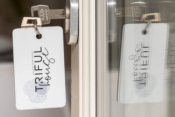 TrifulHouse Holiday Apartments, Unit 1.