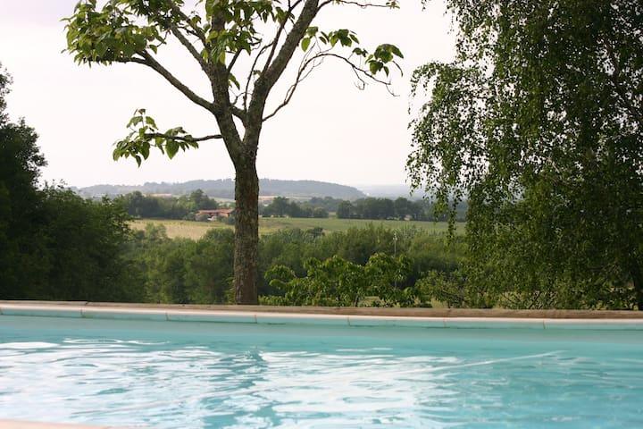 Maison à la campagne - Labarthète - House