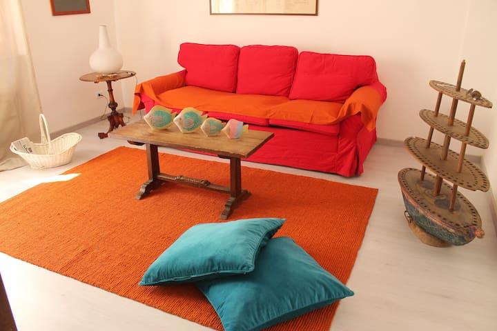 Appartamento nel cuore di Talamone