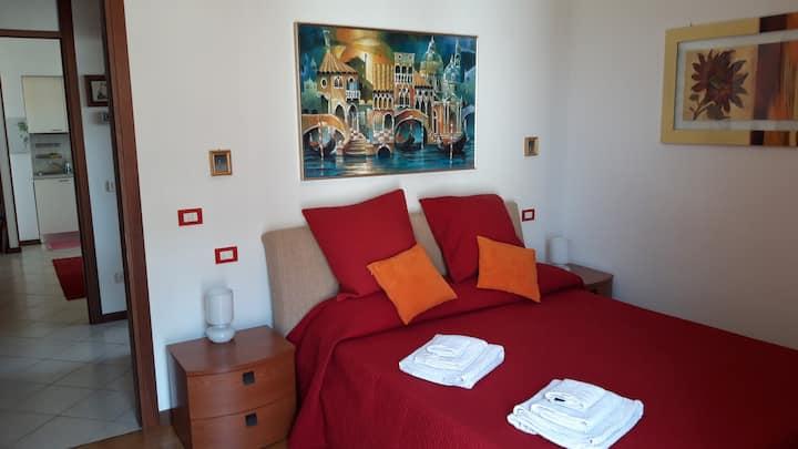 RIBES - confortevole appartamento a Montegrotto