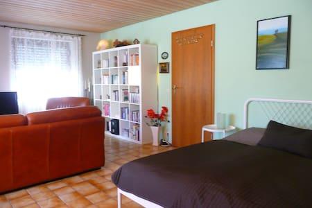 Idyllic Warthausen apartment