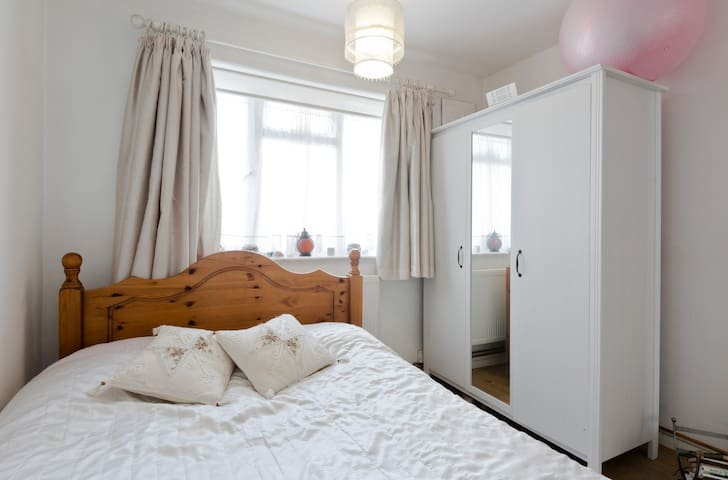 Airport Kingston University Richmond London Double - Kingston upon Thames - Apartment