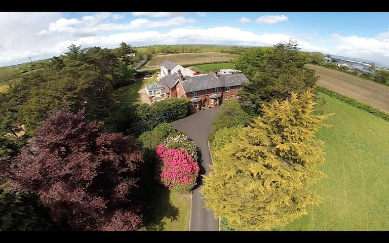 Lisnacurran Country House B&B - Dromore