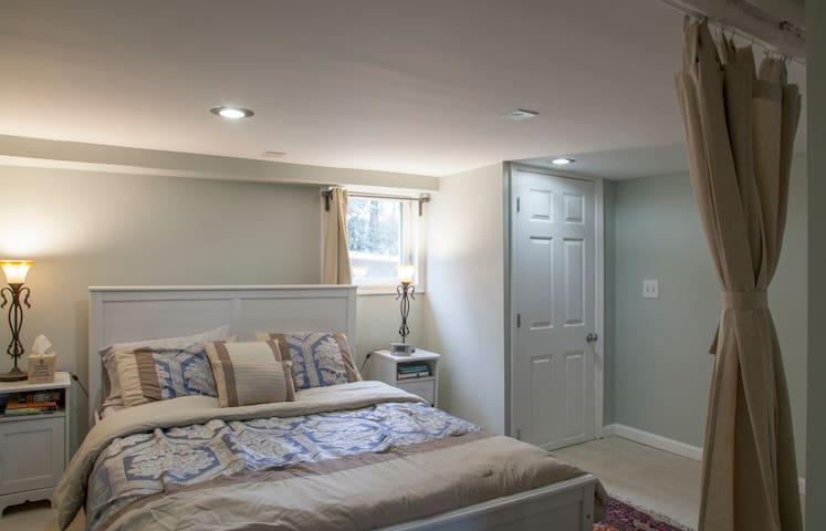 Comfortable, Affordable DC Apt - Mount Rainier - Departamento