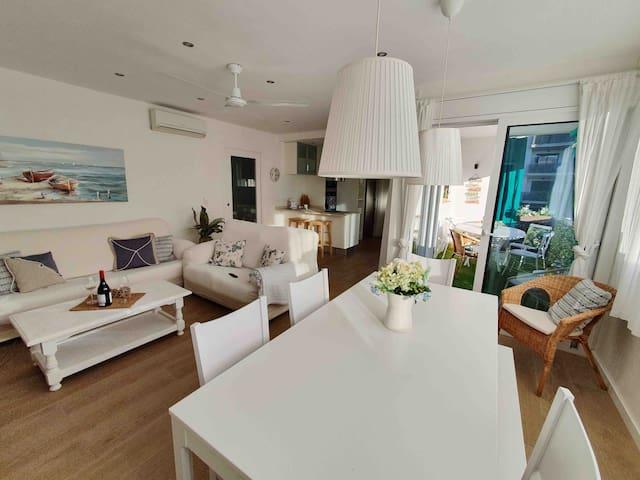 Apartamento Ideal para disfrutar en familia.