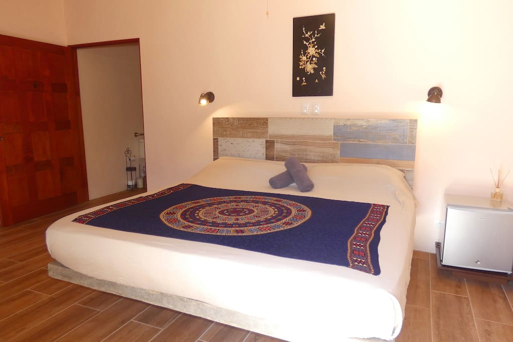 Deluxe Double Room (with AC)