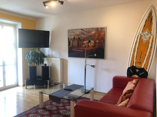Nice flat in cetral location of Landsberg