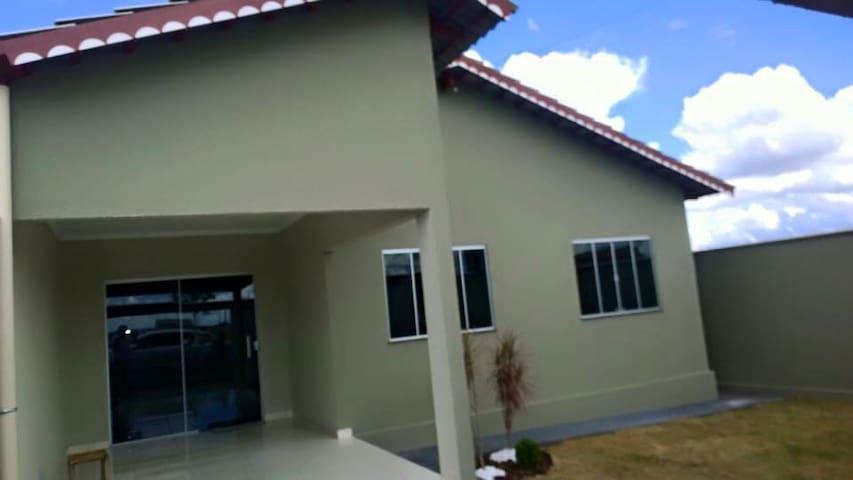 Casa Residencial Básica em Piracanjuba