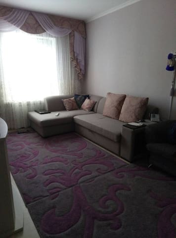 Прекрасная комфортабельная 3-х комнатная квартира