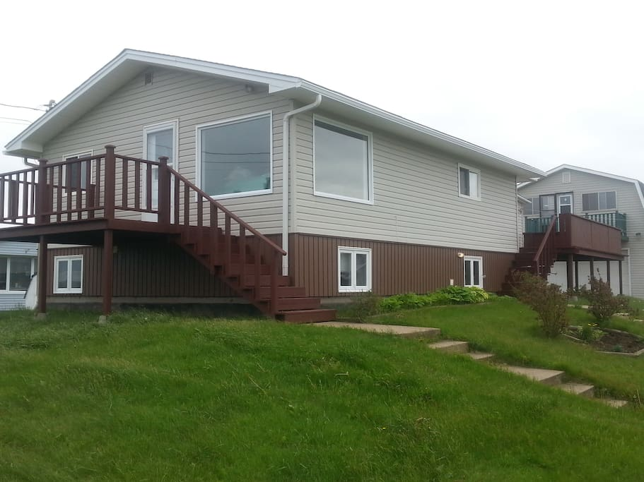 Beach vacation retreat cottage houses for rent in grande digue nouveau brunswick canada - Large summer houses energizing retreat ...