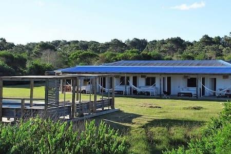 POSADA BUSCAVIDA  Habitación Ceibos