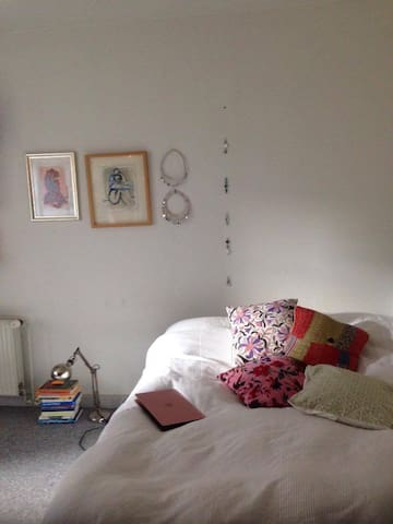 Cosy room in central apartment - Aarhus - Leilighet