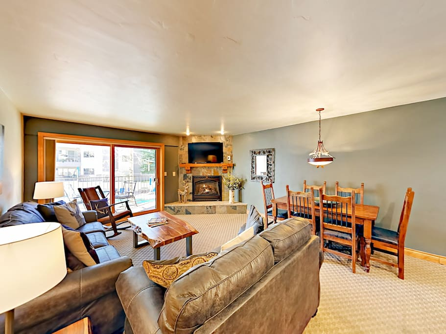 Welcome to Beaver Creek! This condo is professionally managed by TurnKey Vacation Rentals.