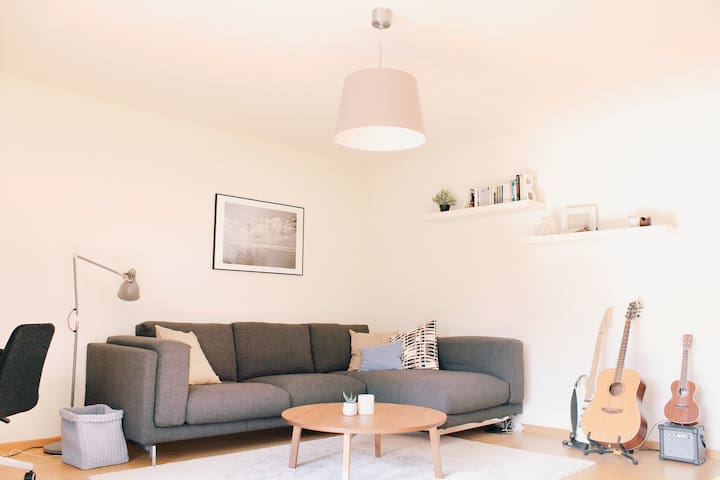 Convenient & quiet room 5 minutes from the lake - Zürich - Apartmen