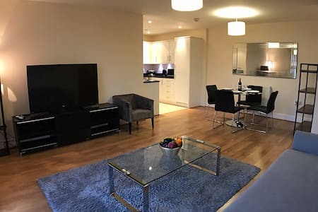 Modern, Bright & Spacious Apartment in Hammersmith