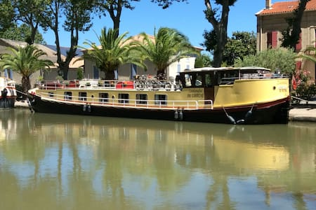 Boating holidays in France - Vias